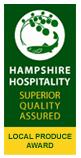 Hampshire Hospitality Scheme Logo