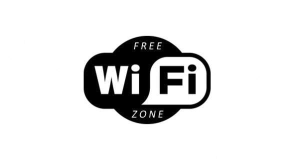 Free WiFi now available