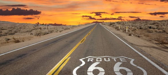 Join us for a drive down Route 66