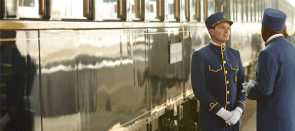 Join us for a Trip in the Orient Express