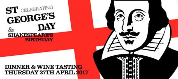 St George's Dinner & Wine Tasting