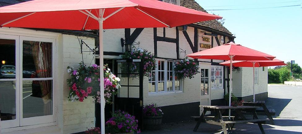 A pub for all seasons